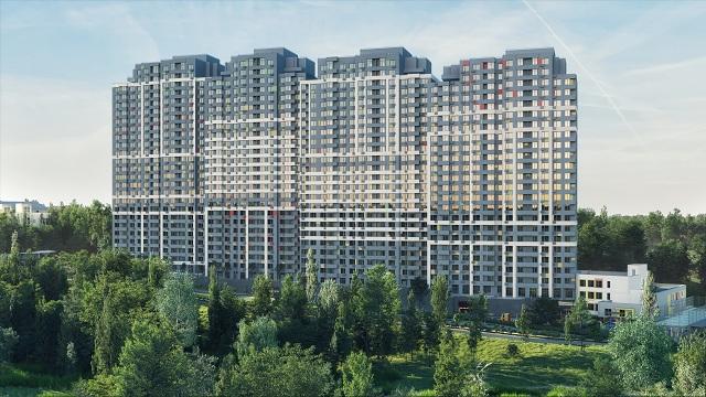 Продажа квартир в новострое в Шевченковском районе