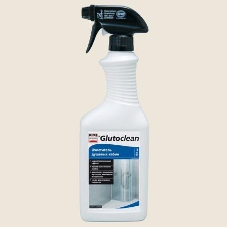 Очиститель для душевых кабин Glutoclean Pufas (0,75 л.)