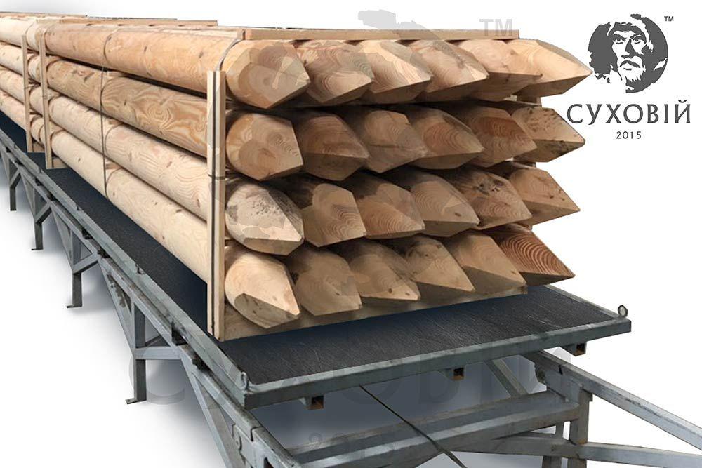 Автоклав для импрегнации дерева Sukhoviy Albus 6