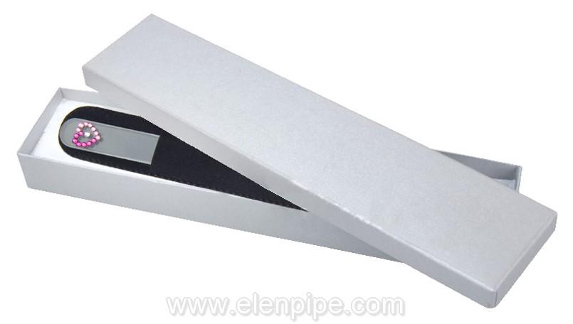Пилки хрусталь Чешские 13,5 см «Сердечко» от производителя, лого