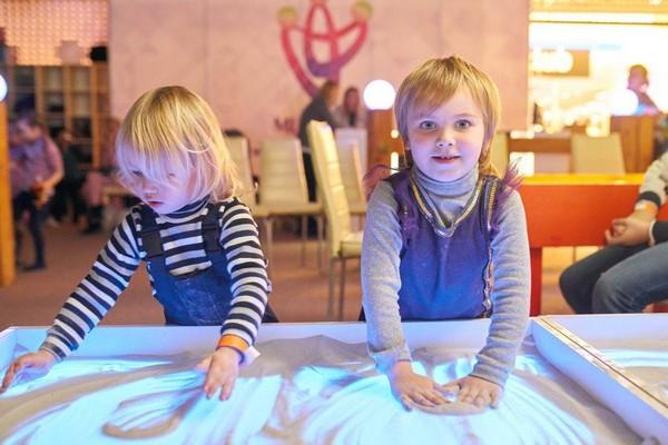 """Развлечение для детей – развлекательный центр """"Multiland"""""""