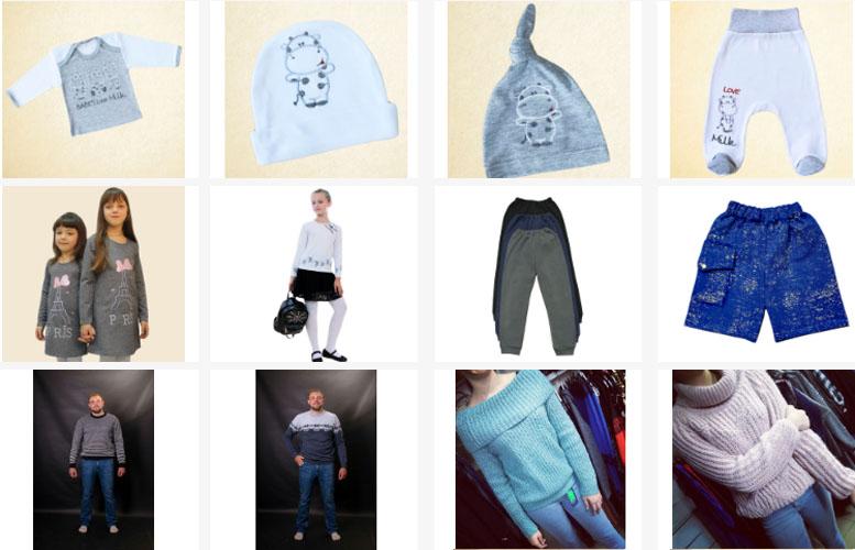 Детская и взрослая одежда оптом и в розницу